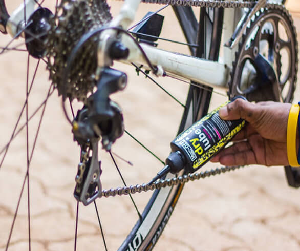 muc off dry lube review