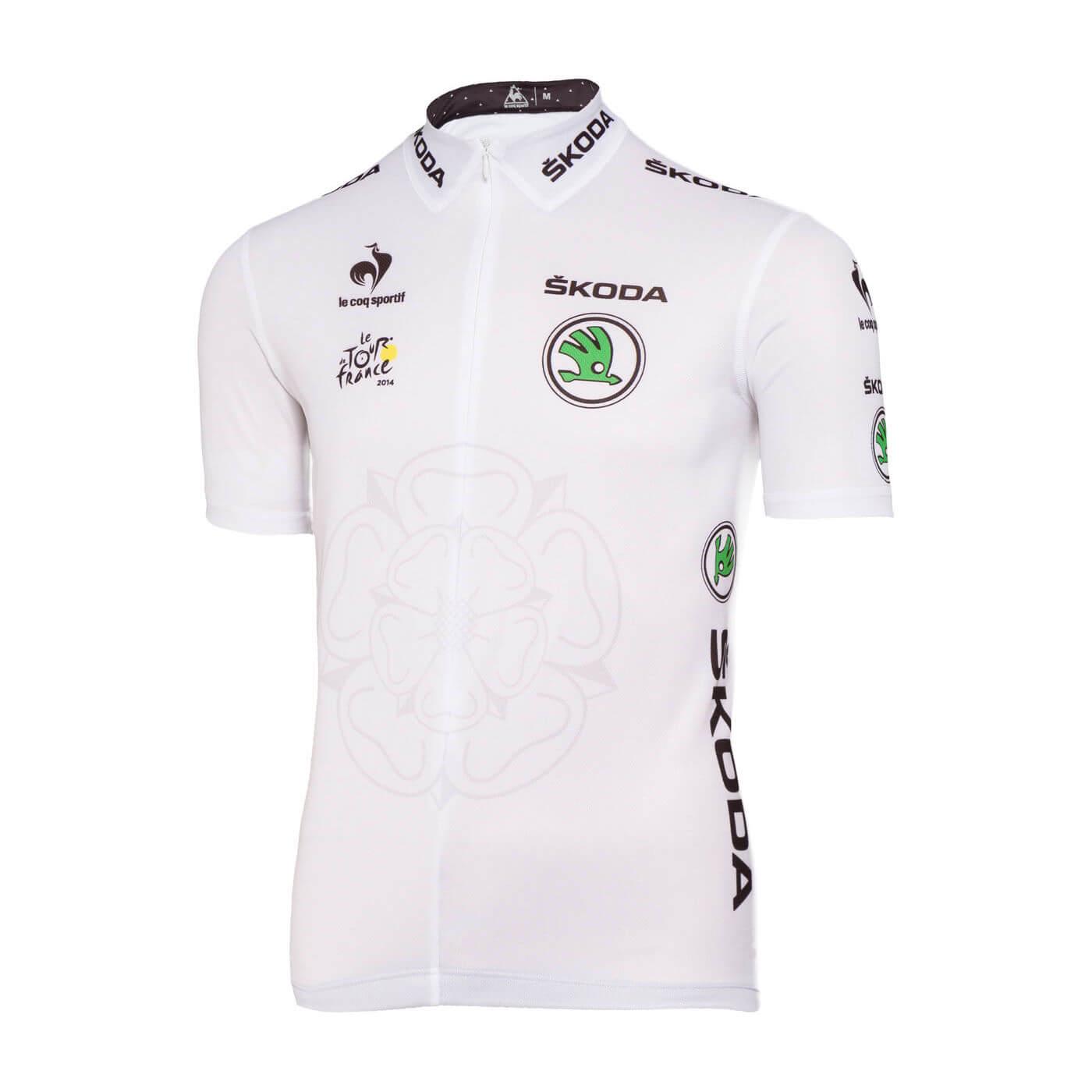 Tour de France Jersey Colours