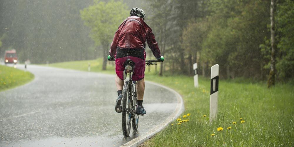 Monsoon cycling