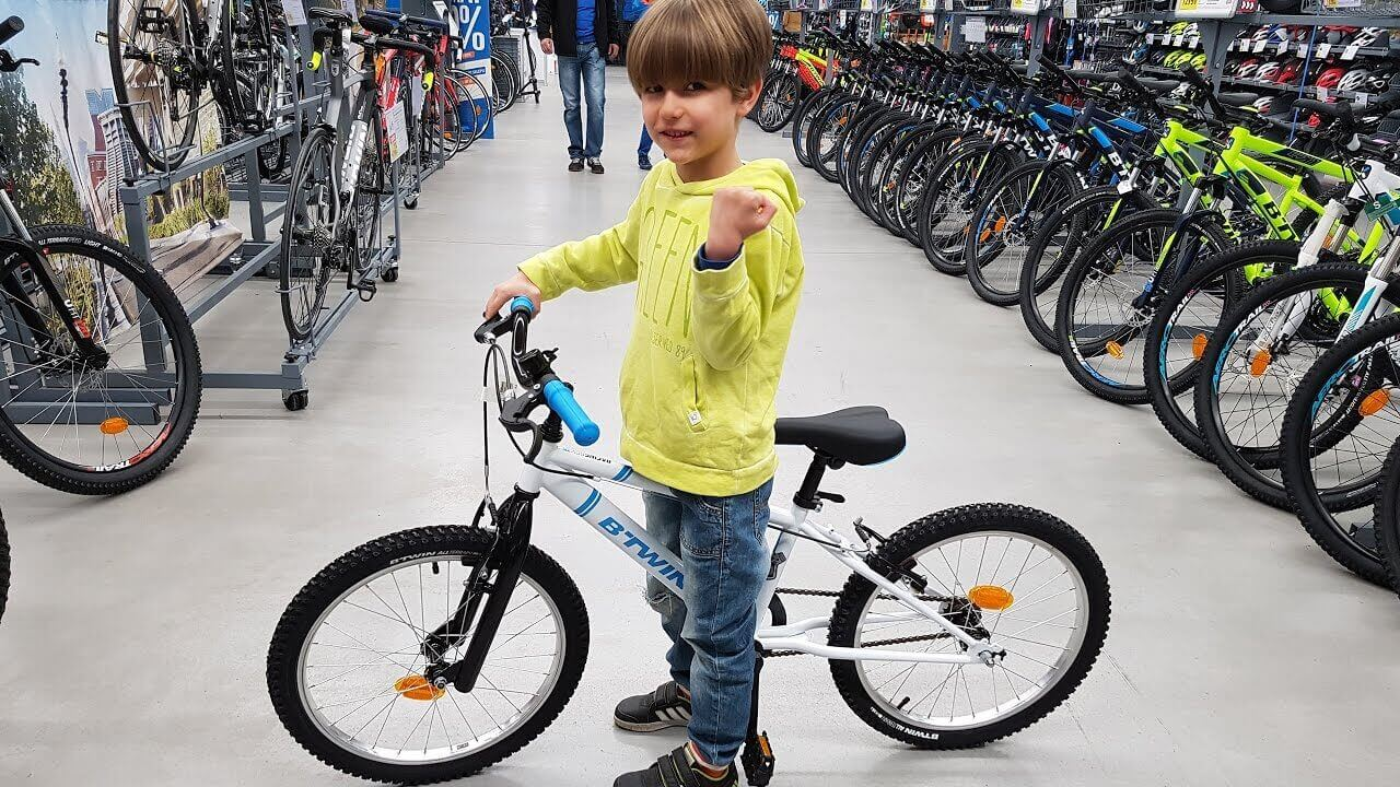 decathlon bicycle