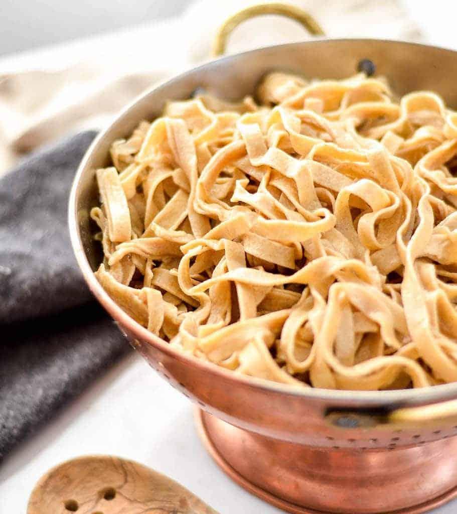 whole wheat pasta benefits