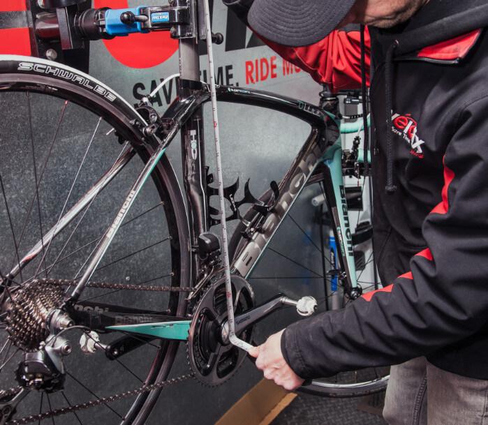 bike inspection
