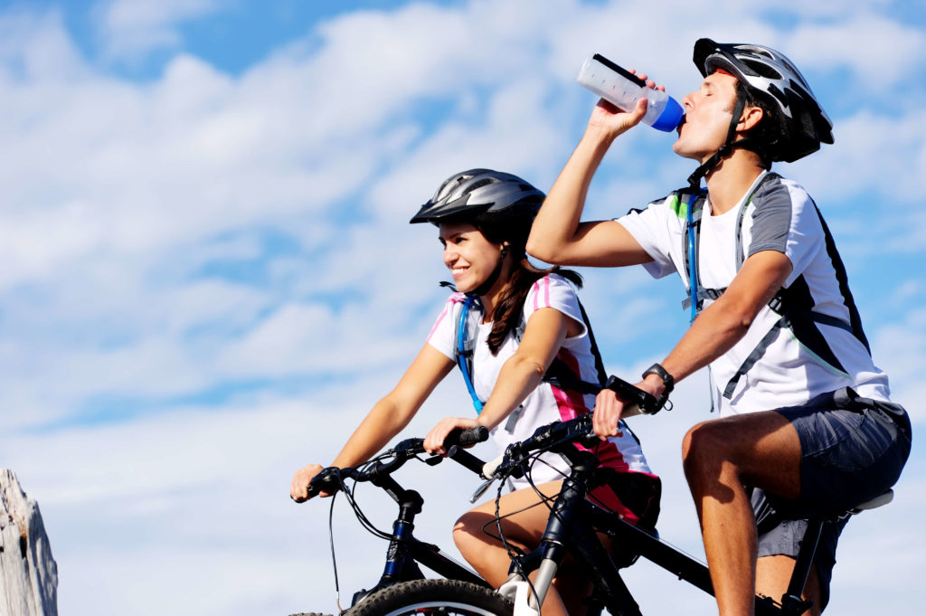 hydration for cyclist