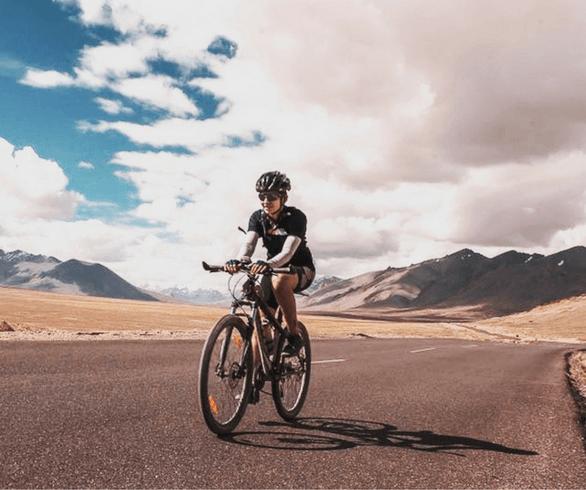 cycling ladakh