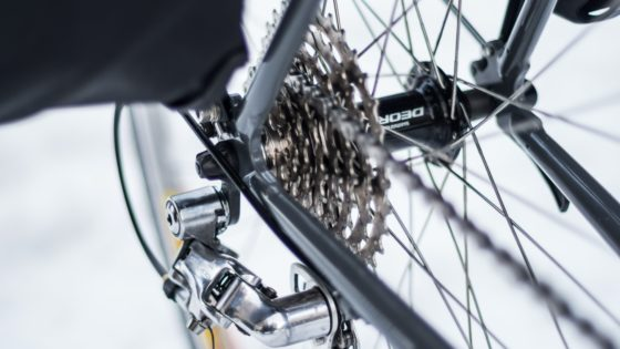 geared vs non geared cycle