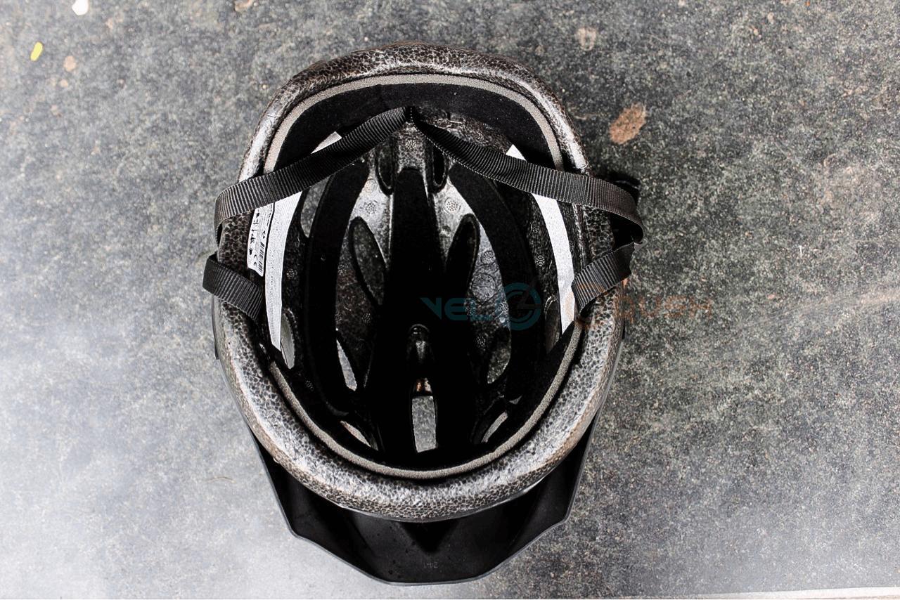decathlon btwin bicycle helmet