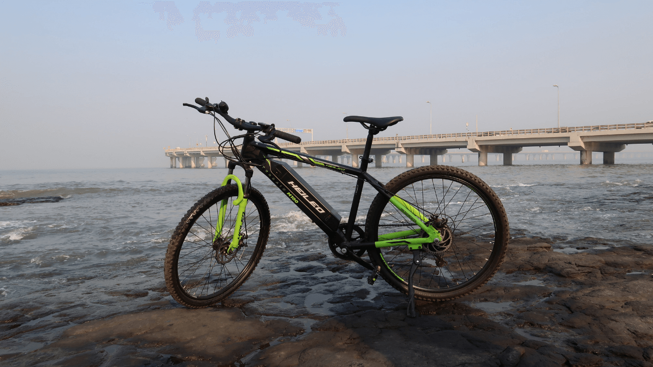 best electric cycles in india