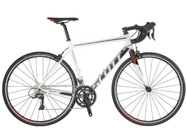 best road bike for beginner in india