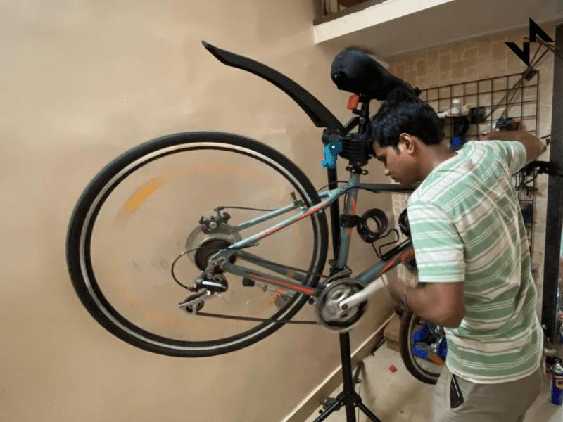cycle repair in Mumbai