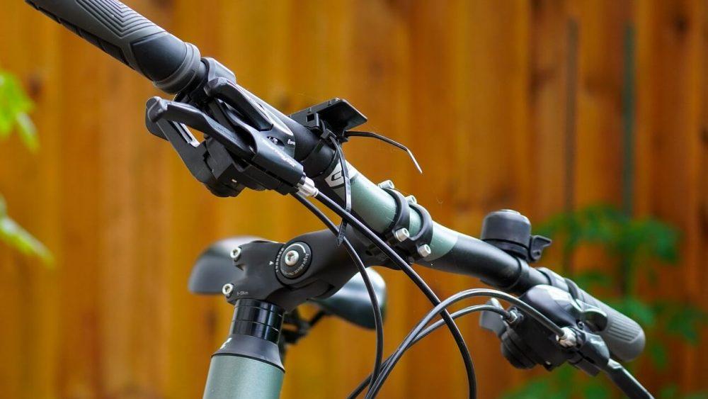 type of bicycle handlebars